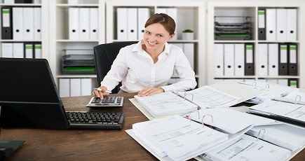 Photo of a Finance Staffing Solutions