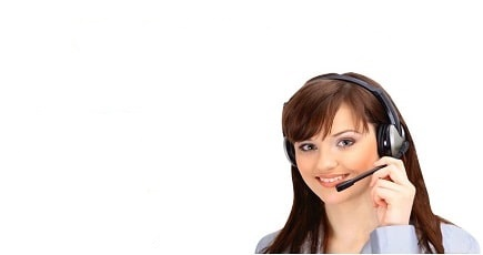 Photo of a Customer Service